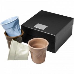 Zestaw do espresso Milano 4-częściowy