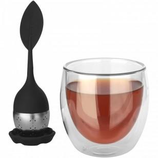 Zestaw do herbaty Spring z sitkiem i filiżanką