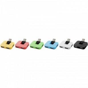 Rozdzielacz USB Gaia 4-portowy