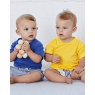 Koszulka z krótkimi rękawami Baby Jersey