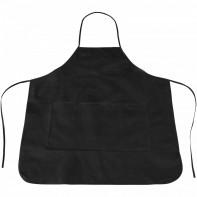 Fartuch Cocina, nieprzeźroczysty czarny