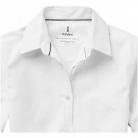 Damska koszula Vaillant z tkaniny Oxford z długim rękawem