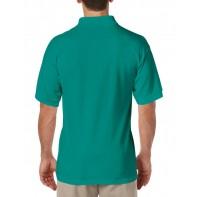 Męskie gładkie polo DryBlend® Jersey