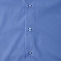 Koszula popelinowa z długimi rękawami