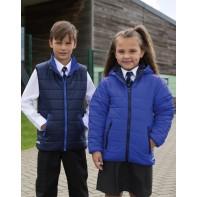 Ocieplana kurtka dla dzieci i młodzieży