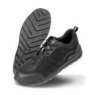 Buty All Black Safety Trainer - rozmiar buta 3