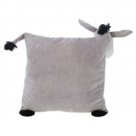 Pluszowa poduszka, osiołek | Logan