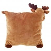 Pluszowa poduszka, renifer | Grayson