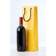 torba własnego projektu do wina