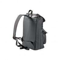 2-w-1 plecak i plecak na jedno ramię na laptop 14` / tablet 10` Wenger MarieJo czarny/motyw kwiatowy