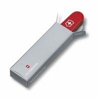 SwissChamp czerwony transparentny